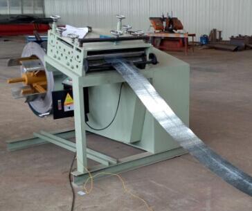 Solar bracket forming machine