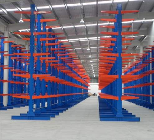 8 sets cantilever rack roll forming machines are finishied and loading