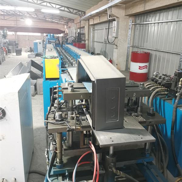 Distributin Box Production Line Manufacturer Visit