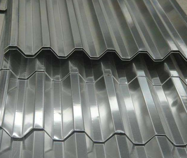 Stainless steel forming and heat treatment process