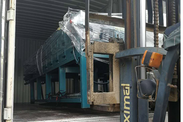 Handrail Roll Forming Machine Made in China