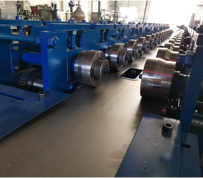 Electrical Distribution Board Enclosure Roll Forming Machine