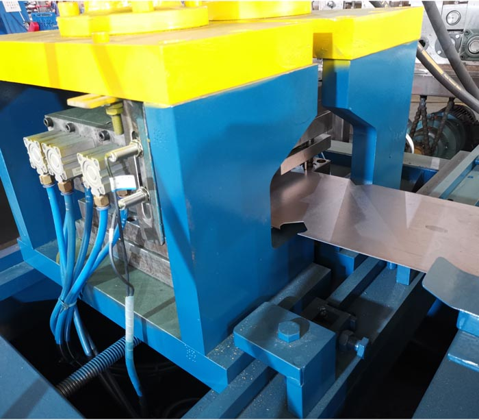 Egypt Electrical Box Machine For Distribution Board Enclosure