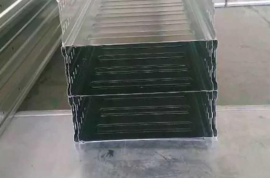 Cable Tray Machine Producing Wireway In Metal Sheet Manufacturer