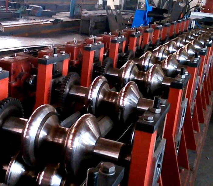 Two/Three Wave Guard Rail Roll Forming Machine