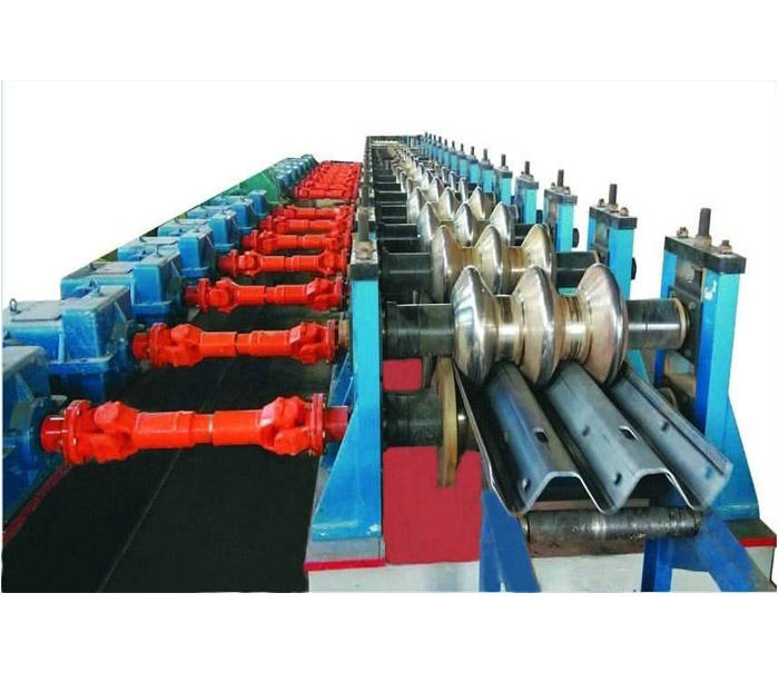 Expressway Guard Rail Making Machine