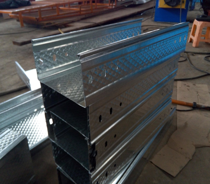 Cable tray roll forming machine manufacturer