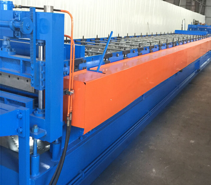 Floor Deck Roll Forming Machine China Manufacturer with Good Quality