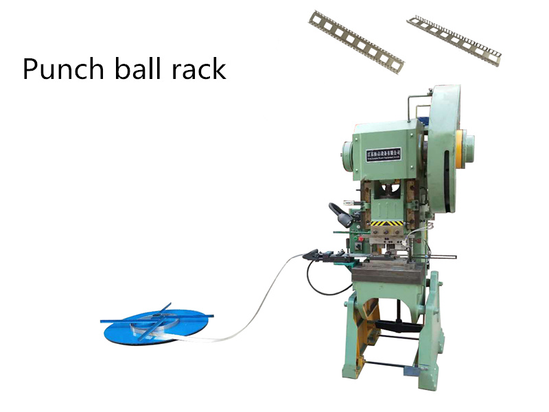 3 fold ball bearing stainless steel drawer slide making machine