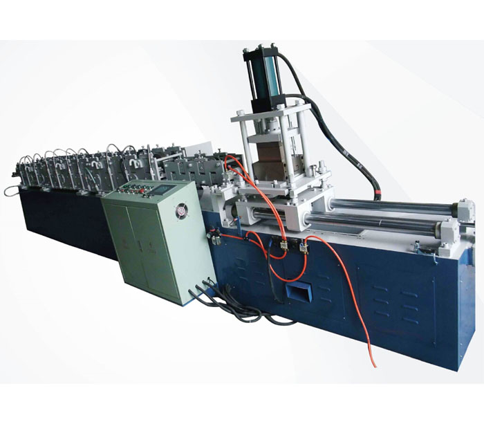C Channel Roll forming machine for steel light keel structure