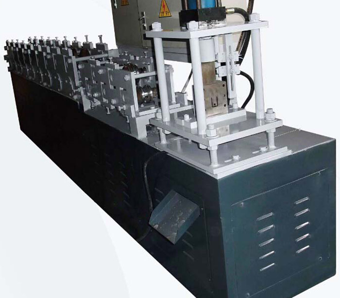 Equipment for production channel profile & Z purlin roll forming machine