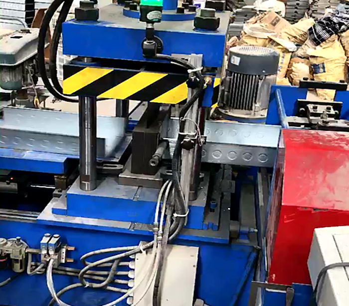 Electric Modular Iron Box Making Machine