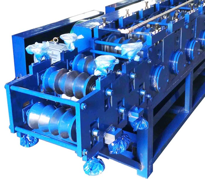 Steel Rectangle Pipe Roll Forming Machine