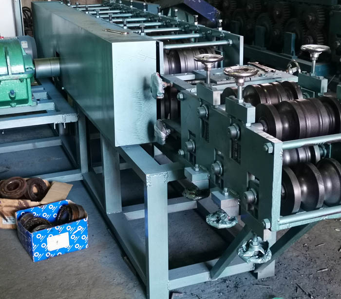 Steel Handrail Roll Forming Machine