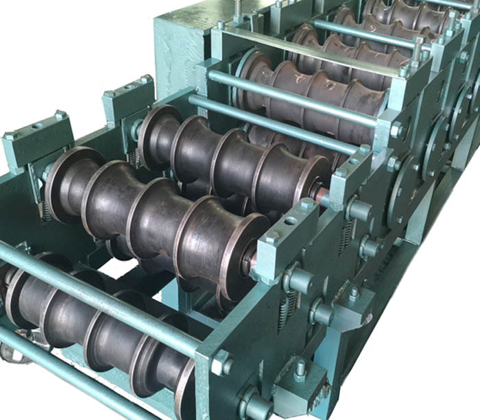 Stainless Steel Elliptic Pipe Roll Forming Machine