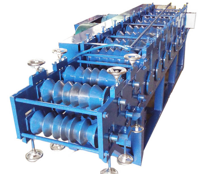 Steel Box Section Roll Forming Machine