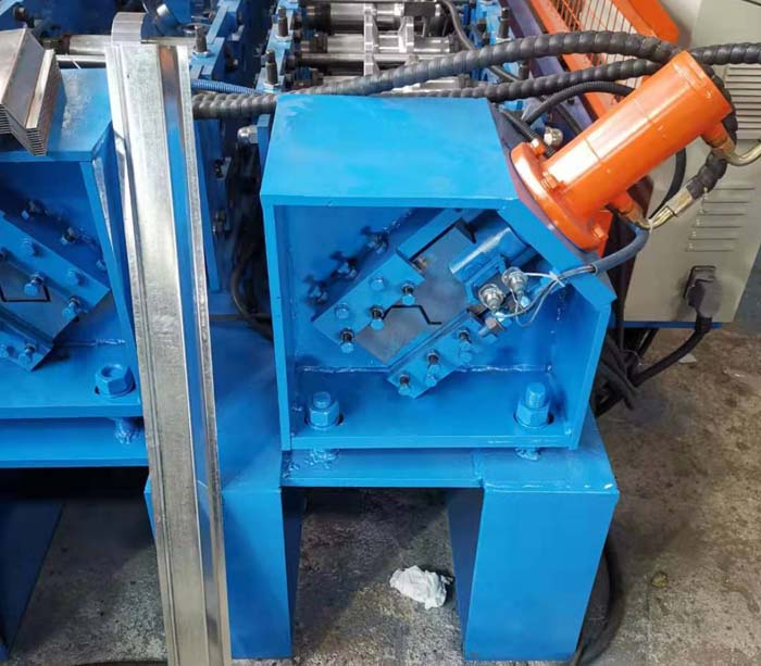 Construction Channel/Profile Roll Forming Machine