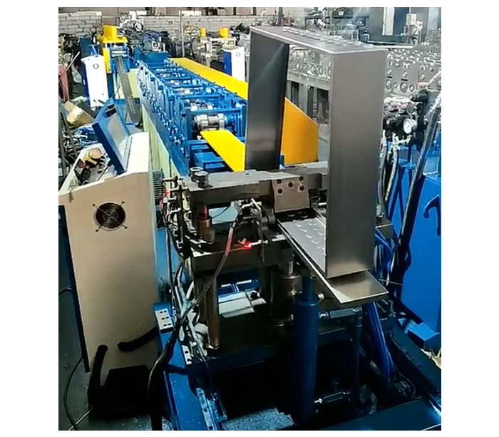 Electrical Switch Box Roll Forming Machine